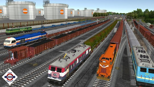 Indian Train Simulator Mod Apk Download For Android and Iphone 8
