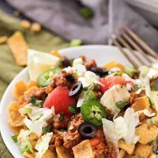 Beef Taco Casserole Recipe