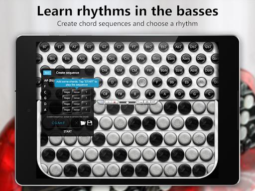 Accordion Chromatic Button  screenshots 16
