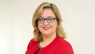 Francisca Serrano, delegada territorial de Igualdad, Salud y Políticas Sociales.