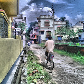 on his merry way by Neil Mukhopadhyay - Instagram & Mobile Android