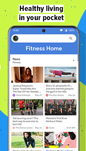 Fitness Home screenshot 2
