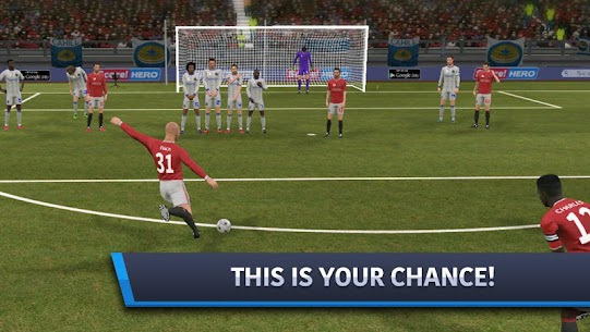 Dream League Soccer 4.15 MOD (Unlimited Money) Apk + Data 1