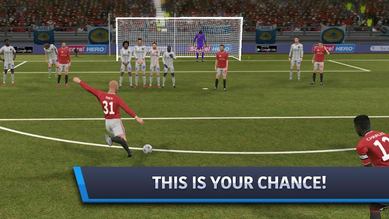 Dream League Soccer 2017 v4.02 [Mod Money]