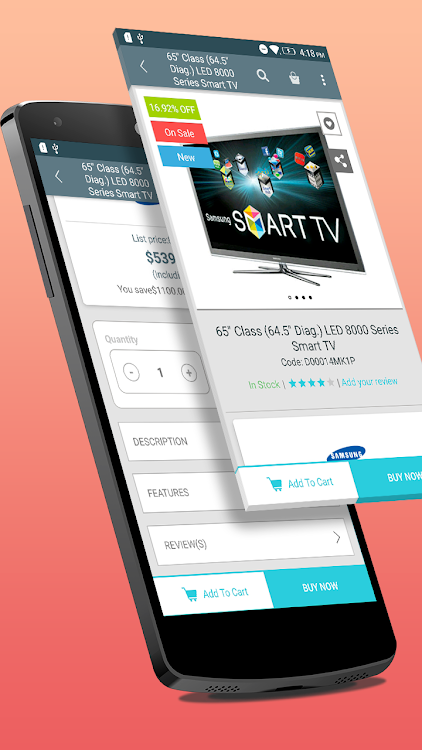 CS-Cart Mobile App – (Android Apps) — AppAgg