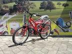 "Bicikl ROCKY 20"" ANN crveni"