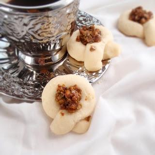 Baklava Twist Cookies