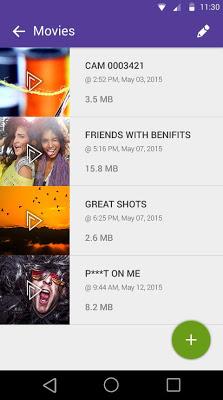 Gallery Locker - screenshot
