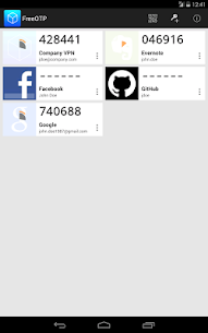 FreeOTP Authenticator App Download For Android and iPhone 3