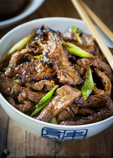 Keto Low Carb Mongolian Beef