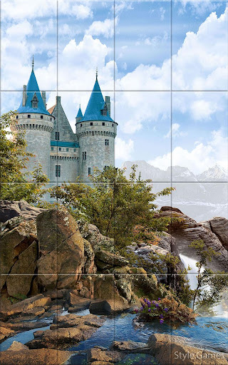 Historic Castles Puzzle  screenshots 6