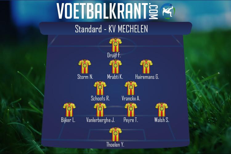 KV Mechelen (Standard - KV Mechelen)