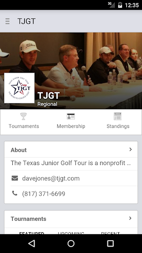 Texas Junior Golf Tour