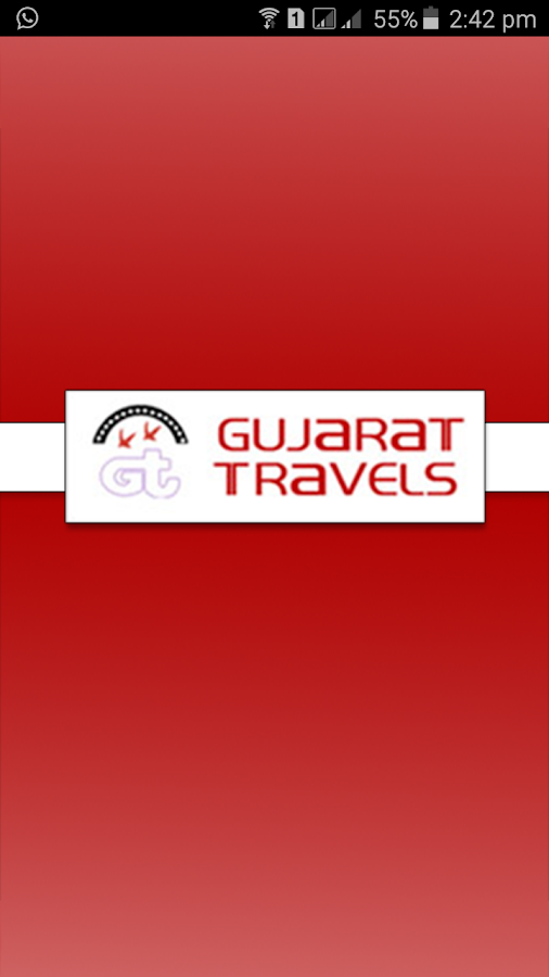 Gujarat Travels- screenshot