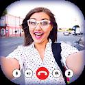 Live Video Call - Girls Random Video Chat icon