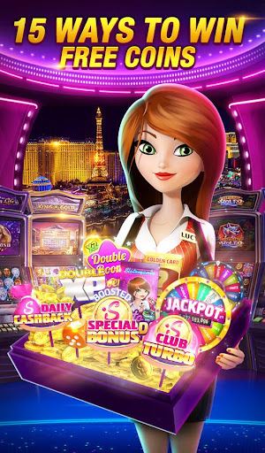 Slotomania - Vegas Slots Casino screenshot 2