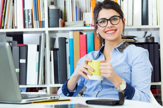 Smiling professional | learn how to Write proposals that get you to the table