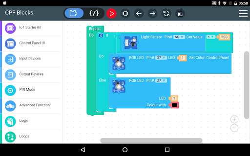 CPF Blocks - Apps on Google Play