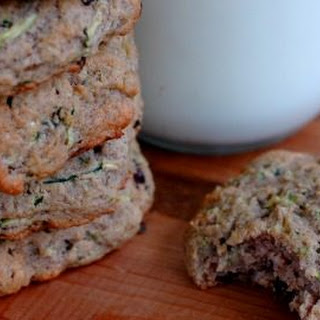 Paleo Cinnamon Raisin Zucchini Breakfast Cookies