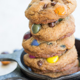 Perfect Whole Wheat Candy Cookies
