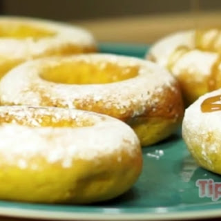 Easy Pumpkin Spice Donuts