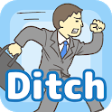 Ditching Work -room escape game icon