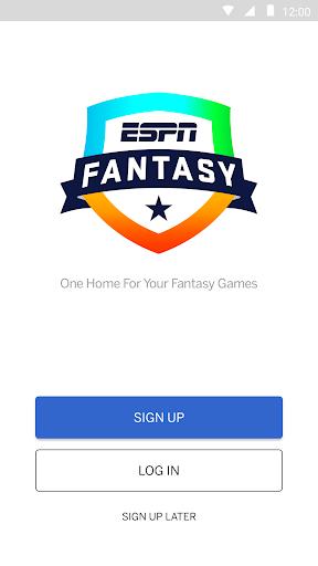 ESPN Fantasy Sports screenshot 7