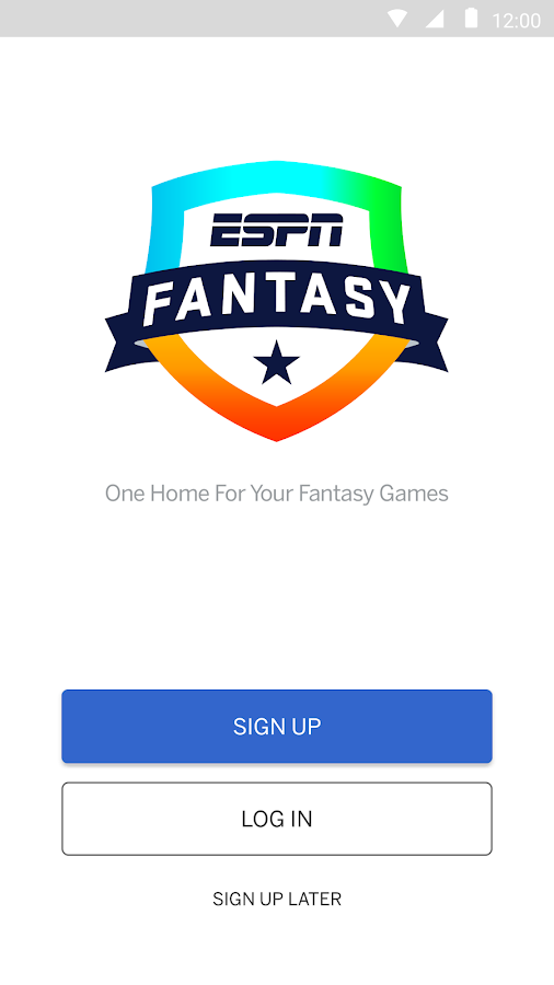 ESPN Fantasy Sports- screenshot