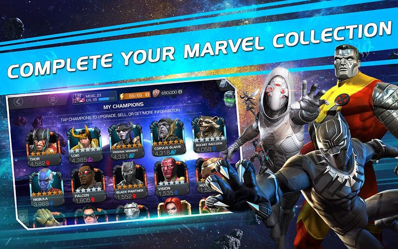 MARVEL Contest of Champions Screenshot 8