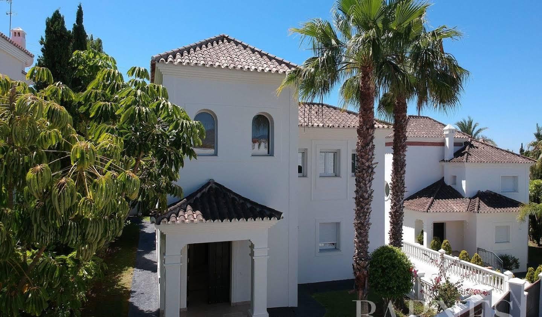 Villa avec piscine et terrasse Marbella