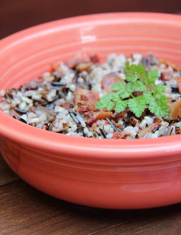 Wild Rice - Ojibwa Style Recipe