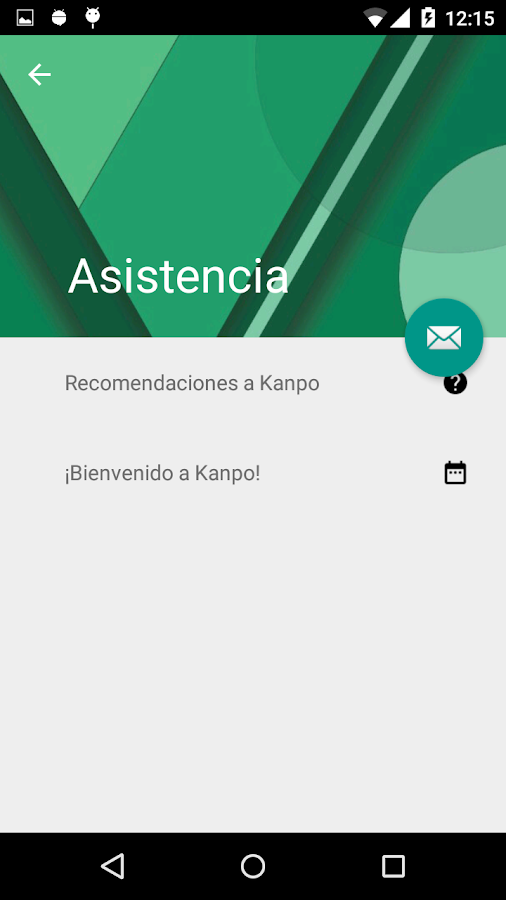Kanpo- screenshot