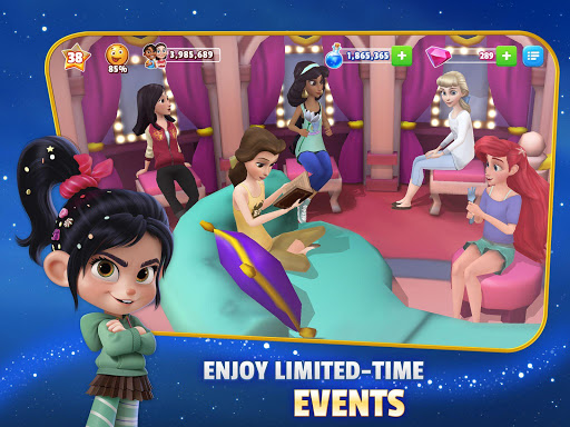 Disney Magic Kingdoms: Build Your Own Magical Park screenshot 8