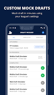 Fantasy Football Draft Wizard 3.3.4 Mod Android Updated 1