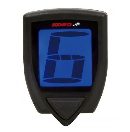 KOSO GEAR gear indicator for digital input signals