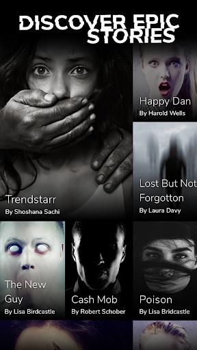 Cliffhanger - Chat Stories  screenshots 1