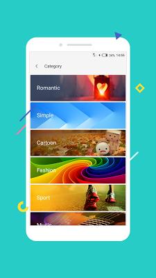 XOS - Launcher,Theme,Wallpaper - screenshot