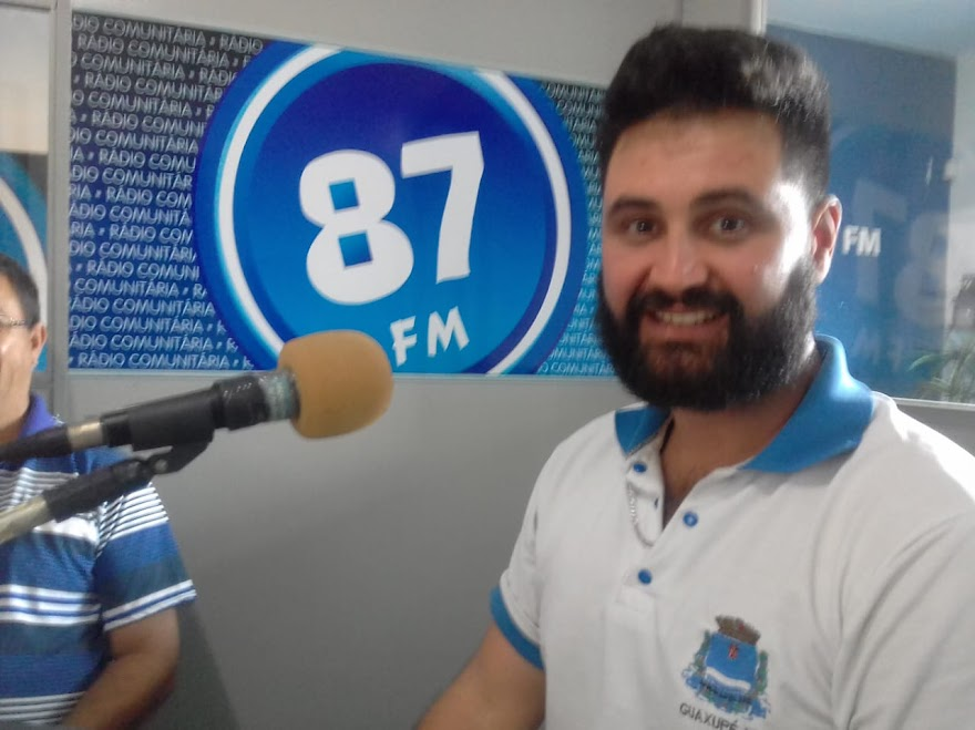 Murilo Gallate, Diretor Municipal de Esportes