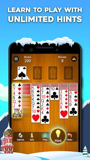 Yukon Russian u2013 Classic Solitaire Challenge Game 1.2.0.265 screenshots 3