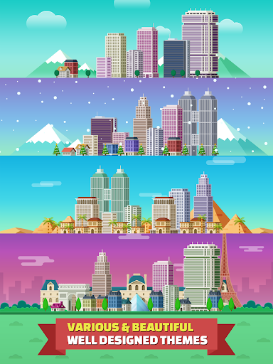 My Little Town Premium game for Android screenshot