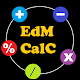 EdM CalC for PC-Windows 7,8,10 and Mac