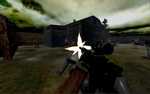 Dead Zombies Survival VR- screenshot thumbnail