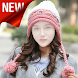 Women Winter Cap Photo Frames - Androidアプリ