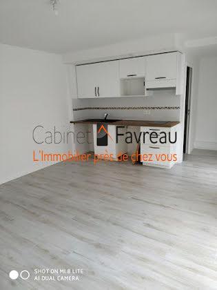 Location studio 24,5 m2