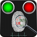 Fingerprint Lie Detector Prank icon