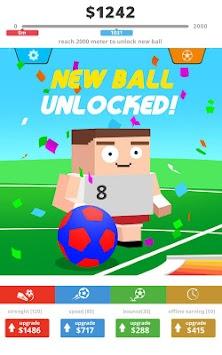 Mr. Kicker - Perfect Kick Soccer Game