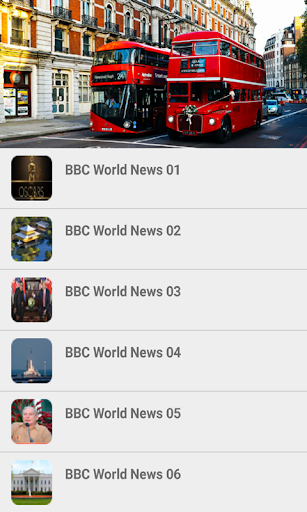 Screenshot for BBC English Listening in Hong Kong Play Store