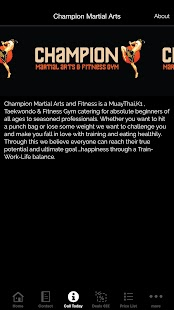Champion Martial Arts - náhled