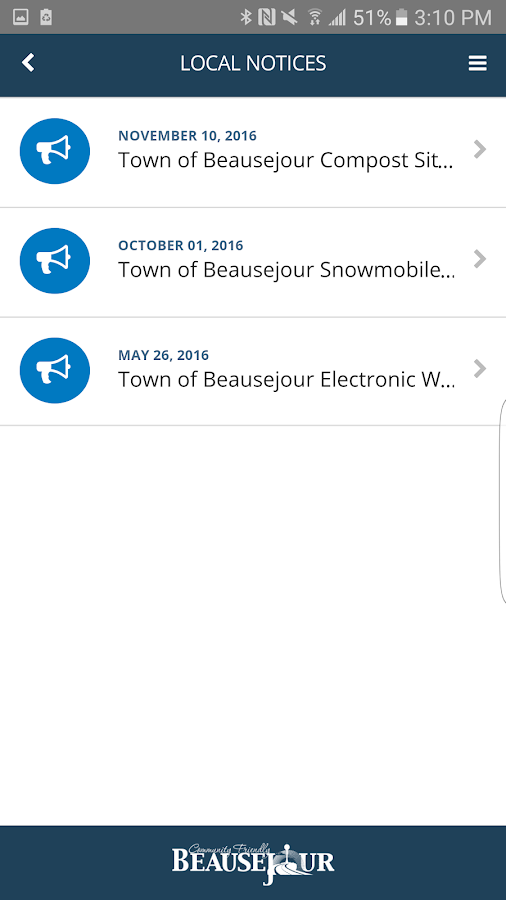 Beausejour- screenshot