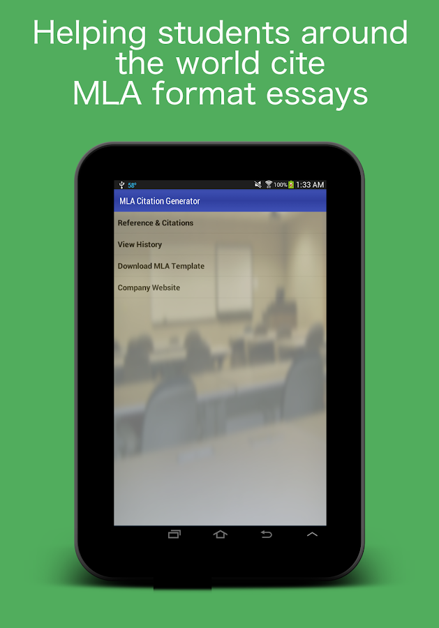 mla reference format generator Citation generator for harvard, chicago, mla and apa references.
